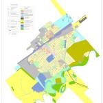 Карта градостроительного зонирования с.Поспелиха