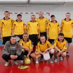 Победители - команда ДСУ-8